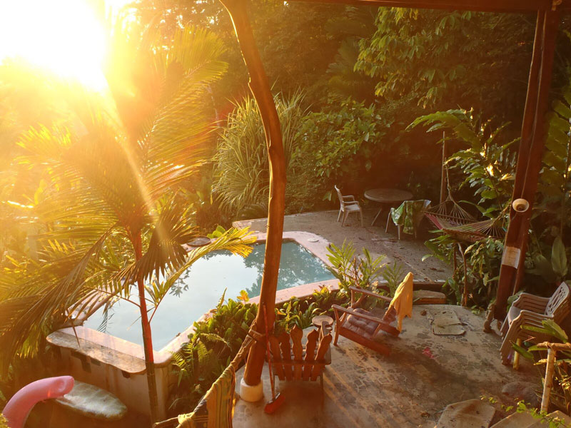 Lapas Home Pool